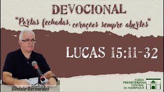 Devocional -  (Lucas 15:11-32)