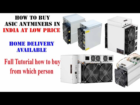 How To Buy Antminer At Cheap Price In India
