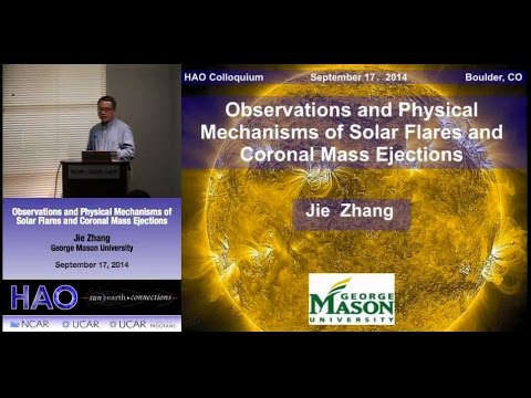 Solar Flares and Coronal Mass Ejections
