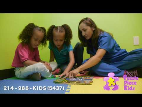 Puzzle Piece Kids Promo Video