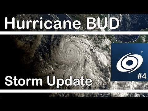 [Mexico] Major Hurricane Bud Video Update - 2pm PDT June 11, 2018