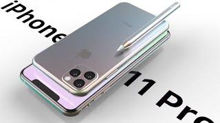 ايفون احدى عشر برو القادم برام كبير iPhone 11 Pro