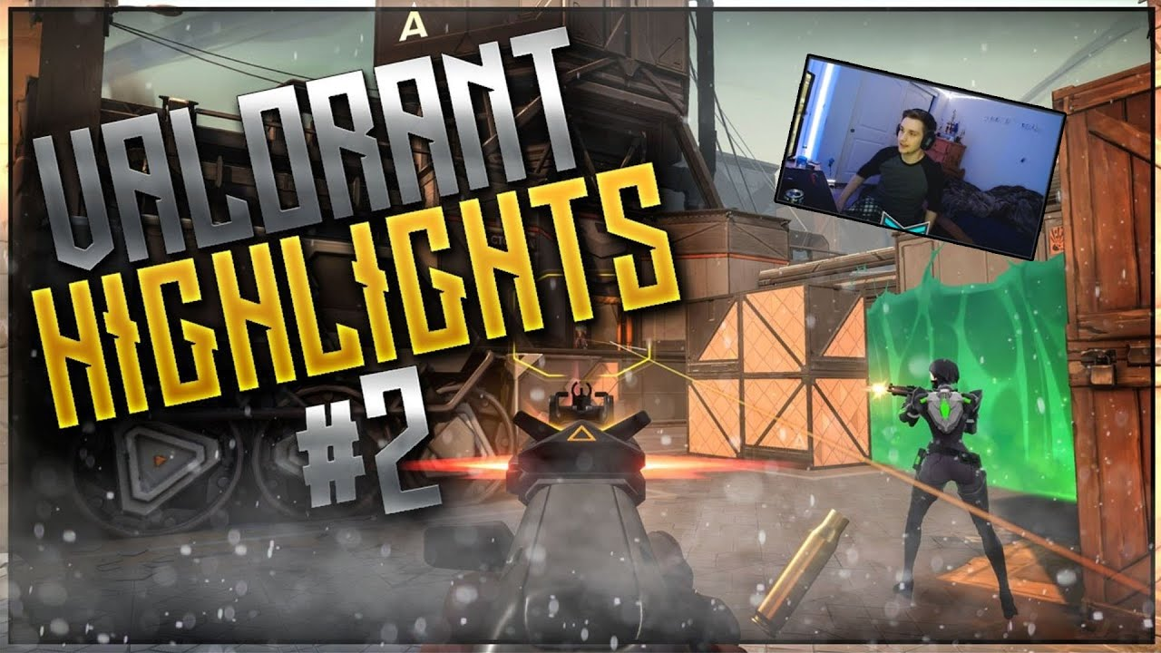 VALORANT HIGHLIGHTS! CLUTCH, SNIPES, & MORE! #2