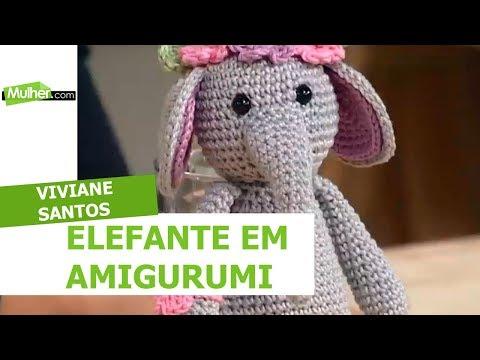 twobee_ | Crochet elephant, Crochet elephant pattern, Crochet amigurumi | 360x480