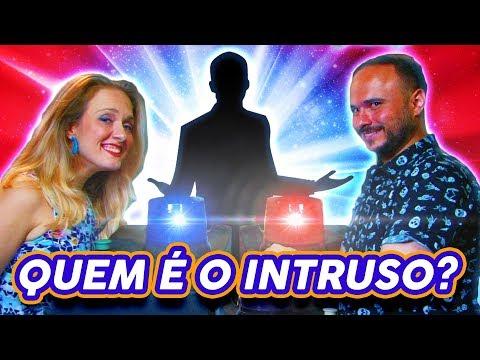 QUEM É O INTRUSO? Ed Gama x Luciana D&39;Aulizio