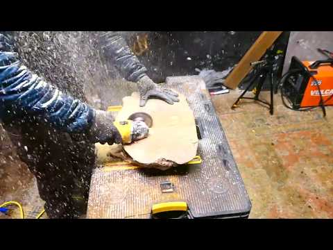 DIY Carving Wooden Bowl From a Burl