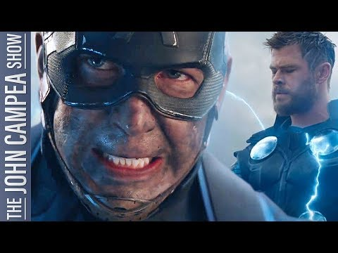The Best And Worst Avengers Endgame Theories - The John Campea Show