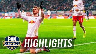 RB Leipzig vs. FSV Mainz 05 | 2018-19 Bundesliga Highlights