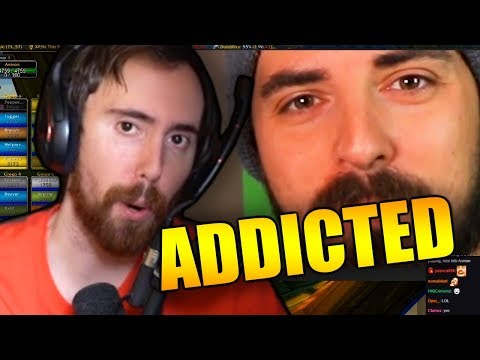 Asmongold's Reaction To Why I'm Addicted To Classic WoW By Force Gaming
