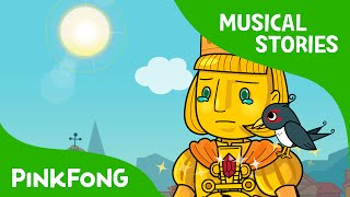The Happy Prince | Fairy Tales | Musical | PINKFONG Story Time for Children