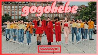 [K-POP IN PUBLIC] gogobebe (고고베베) - Mamamoo (마마무) Dance Cover by LightN!N