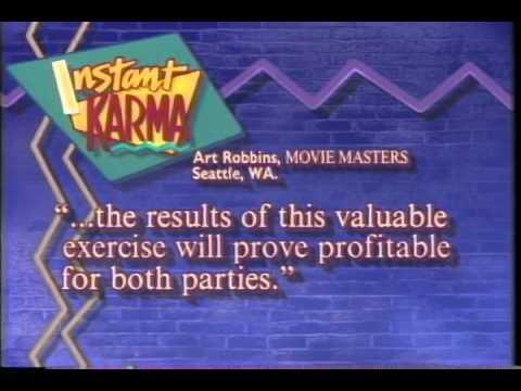 Instant Karma  1990