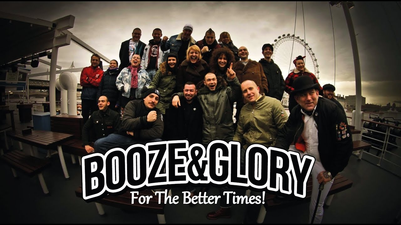 """Download BOOZE & GLORY  - """"For the Better Times"""" - Official Video (HD)"""