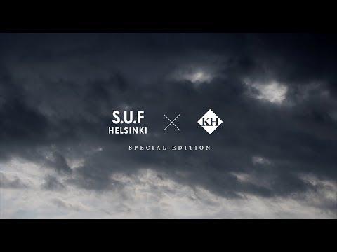 SUF Helsinki x Kelloharrastajat Special Edition