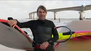 Coupe du monde de windsurf : Antoine Albeau remet sa couronne en jeu