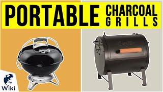 10 Best Portable Chaŗcoal Grills 2020