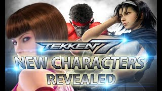 TEKKEN 7 ALL NEW DLC CHARACTERS REVEALED? MUST WATCH