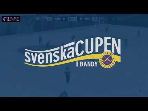 Кубок Швеции по хоккею с мячом 2019, Хаммарбю - Вёнерсборг