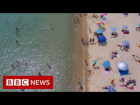 Coronavirus: Greece to start tourist season in mid-June - BBC News