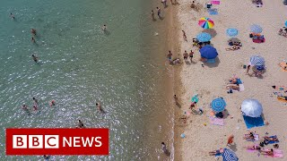 Coronavirus: Greece to start tourist season in mid-June - BBC News