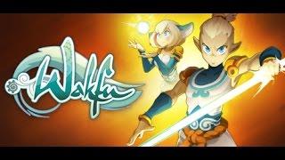 WAKFU intro and character selection