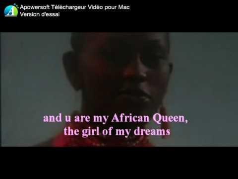 KARAOKE african queen (2FACE IDIBIA)