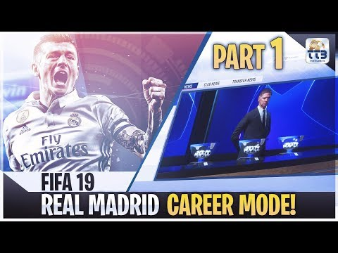 [TTB] FIFA 19 Career Mode PART 1 - ARE THERE ANY CHANGES?! COMPARING TO MASTER LEAGUE