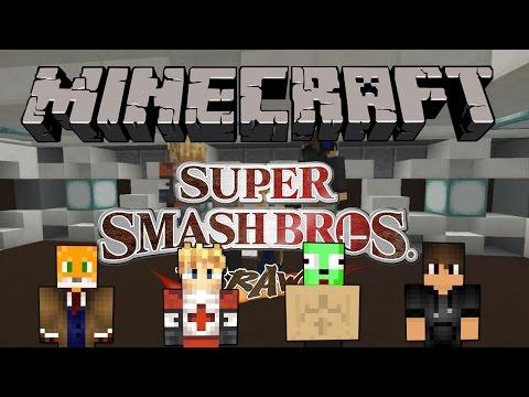 [Hors Série] Super Smash Bross Brawl Revolution avec Vaynit, Priixy et Jonatemps