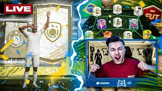 FIFA 21: GARANTIERTE PRIME ICON PACKS 🔥 WL Brasil Team 💥 TOTS START?!