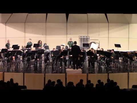 Gadget by Randall Standridge - Tipler Middle School 8th Grade Band