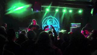 Repulsion Bodily Dismemberment Live Saint Vitus Bar NY 04 26 2015