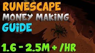 RuneScape 3 EoC Money Making Guide 1.6 - 2.5m + per hour P2p 2014 Commentary