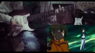 Gundam 00 S2 OP 1 Guitar Cover