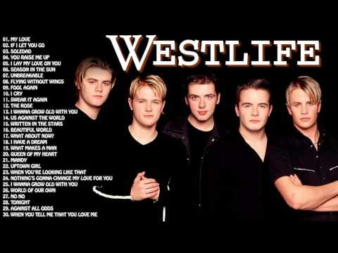 WESTLIFE Greatest Hits  30 Best Songs Of WESTLIFE  YLDZ