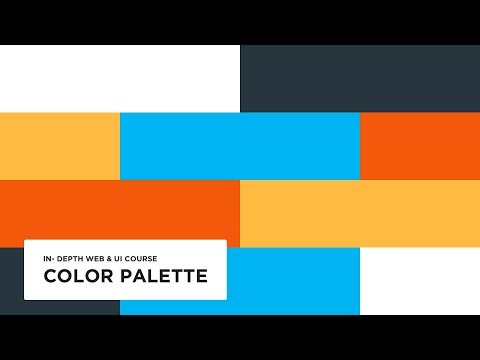Choose colors the right way in Web & UI design
