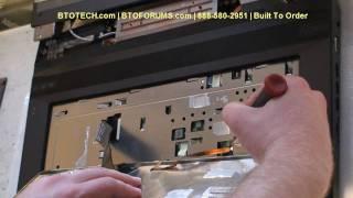 BTOtech.com | G73Jh & G73Jw & G73Sw Disassembly Take Apart G73 g73jw service manual