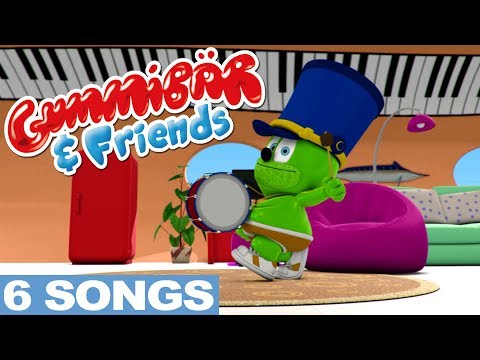 Gummy Bear Show Third 6 Songs - 'Boring', 'Happy Puppy', 'Ice Ice Gummy', 'Yes Gummy'