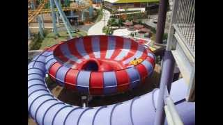 My Top Ten DreamWorld and WhiteWater World Rides