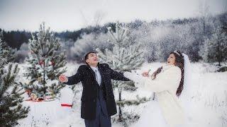 видео Особенности празднования свадьбы зимой