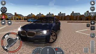 Driving School 2016: BMW 7-Series screenshot 3