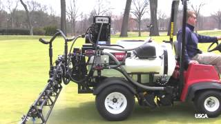 Fore The Golfer: Spraying On The Golf Course
