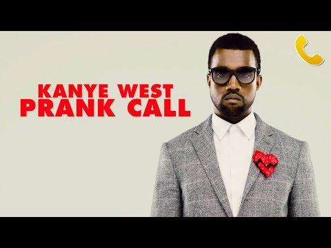 KANYE WEST PRANK CALL