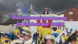2018 Rosenmontagszug in Eschweiler