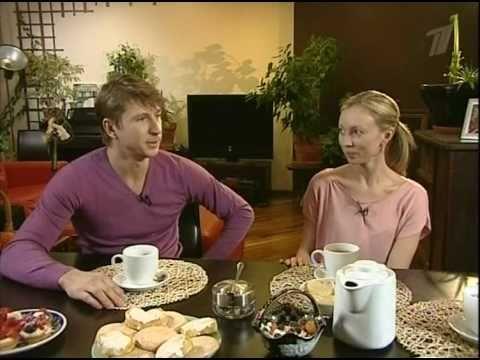 Алексей Ягудин и Татьяна Тотьмянина Пока все дома