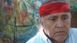 Jewell James - Lummi Totem Pole Journey (Portland, OR) August 24th, 2015