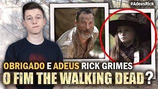 Adeus RICK GRIMES e OBRIGADO: O Fim de THE WALKING DEAD? - 9ª Temporada