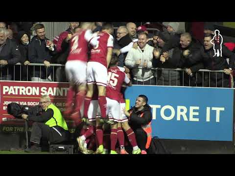 Goal: Matty Smith (vs Dundalk 22/10/2021)