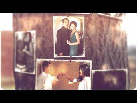 """Kristine & Matt slideshow - """"Over the years"""""""
