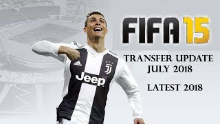 FIFA 15 PC Latest Transfer Update July 2018 Download-Mediafire Link Career Mode Working