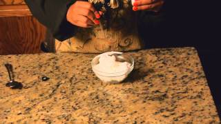 Pumpkin Whipped Cream Dip For Ginger Snaps : Cooking Skills & Recipes